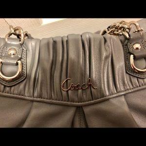 Coach Bags - Grey Coach bag